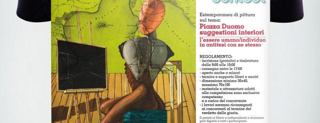 Augusta| Si è conclusa con successo di partecipazioni la 1^ edizione della mostra estemporanea di pittura in piazza Duomo