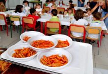Siracusa| Nuove tariffe refezione scolastica