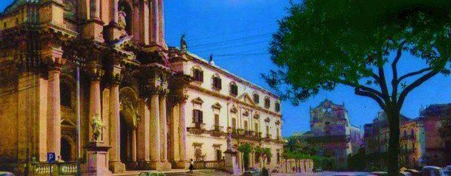 Siracusa| Oleandro sradicato in via XX Settembre