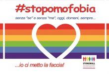 "Siracusa| Selfie per dire ""Stopomofobia"""