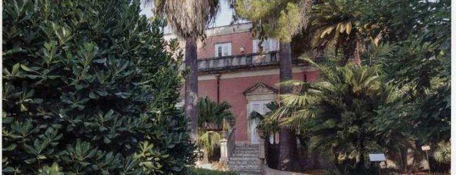 Siracusa| Pulizia straordinaria del parco di Villa Reimann