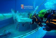 Augusta| Recuperato il relitto affondato lo scorso anno