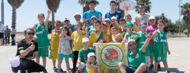 Augusta  Festa della Repubblica all'insegna del minibasket