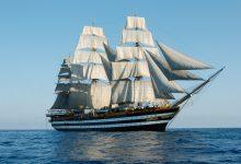 Trapani| Nave Vespucci torna a solcare i mari. Sosta a Trapani dal 5 al 7 giugno
