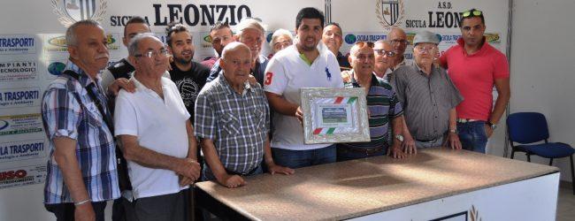 Lentini| Sicula Leonzio: i tifosi ringraziano Leonardi