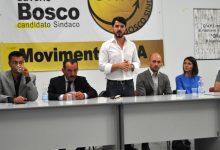 Lentini| Prima conferenza stampa di Bosco