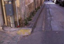 Siracusa| Ortigia, erbacce e cassonetti puzzolenti