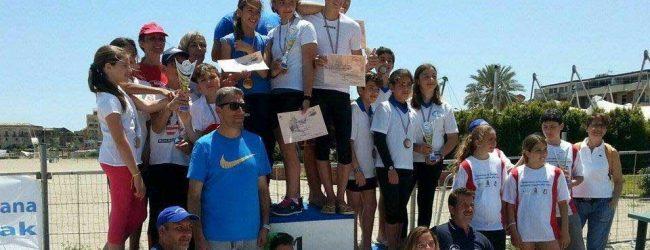 Augusta| L'Istituto Corbino di Augusta al 2° posto ai campionati regionali  studenteschi di canoa