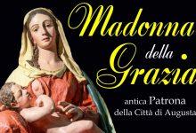 Augusta| Restauro del simulacro della Madonna delle Grazie, antica Patrona della città