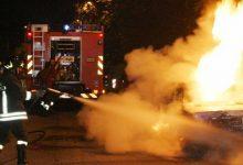 Lentini| Distrutto Fiat Doblò: incendio doloso