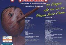 Augusta| Stasera musical Pinocchio con Arabesque