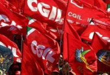 Solarino  Cgil alla fiaccolata della legalità
