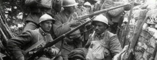 Lentini| Grande guerra: versi e canti in biblioteca