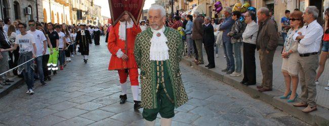 Noto| Corteo Barocco netino in tournèe