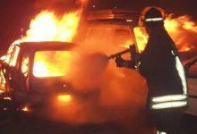 Siracusa| Due incendi di autovetture