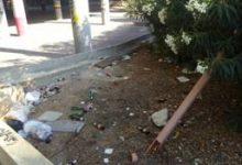 Siracusa| Parcheggio Fontane Bianche in abbandono
