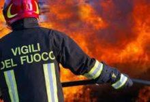 Siracusa| Incendio in un'abitazione di via Roma