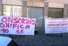 Siracusa| Protestano i lavoratori della bonifica