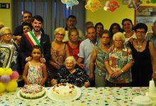 Lentini| Alfia Sgroi spegne 107 candeline