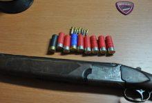 Lentini| Lupara e munizioni in auto: arrestato