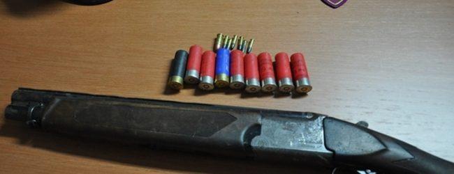 Lentini  Lupara e munizioni in auto: arrestato