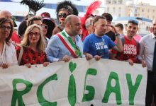 Siracusa| Gay Pride, pronti per il bacio collettivo