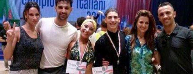 Augusta  La ballerina augustana Francesca Lancia medaglia di bronzo a Rimini