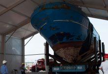 Augusta| Continuano le operazioni di recupero delle salme dal barcone