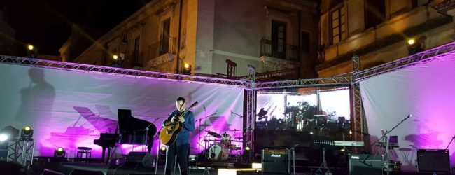 Siracusa| Piazza Duomo primo grande show