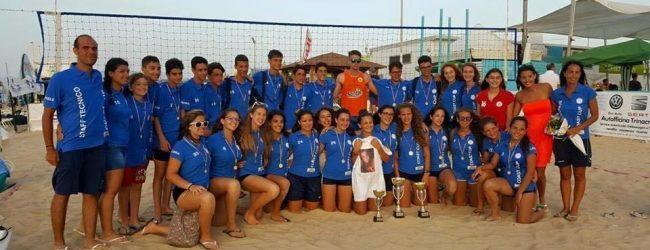 Augusta  Successo di partecipazione alla Coast Cup 2016 di pallavolo svoltasi a Castellammare del Golfo