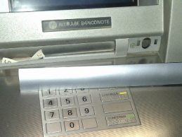 Siracusa| Bancomat manomesso in via Apollonion