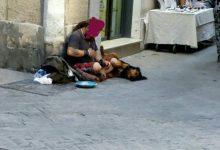 Siracusa  Sgombro clochard in Ortigia