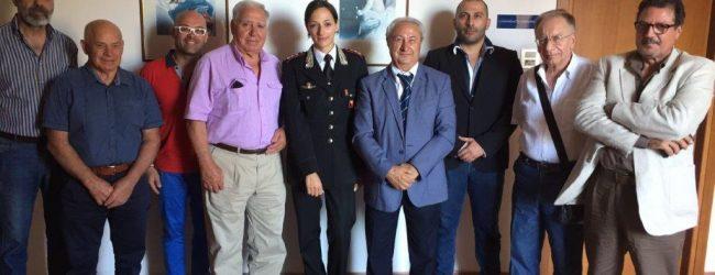 Augusta  I carabinieri incontrano i rappresentanti delle associazioni antiracket