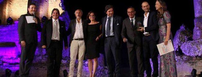 Lentini  Luca Maci vince il Tao Award Talent Design