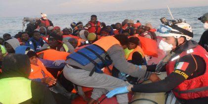 Augusta| Ormai ingestibile la situazione immigrati