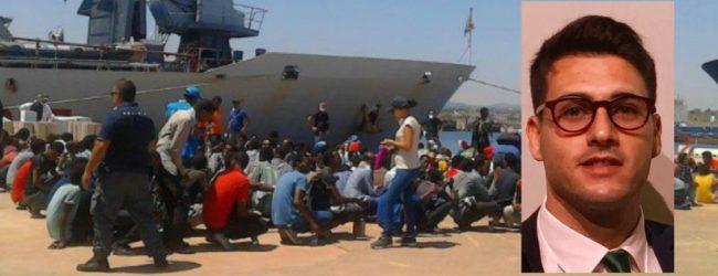 """Augusta  I Giovani democratici intervengono sul vicenda """"migranti"""""""