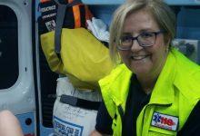 Sortino  Partorisce in ambulanza