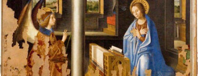Palazzolo Acreide| L'Annunciazione di Antonello da Messina torna a casa