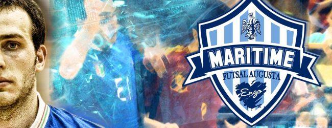 Augusta  Calcio a 5: Maritime Futsal e Andrea Ortisi ancora insieme