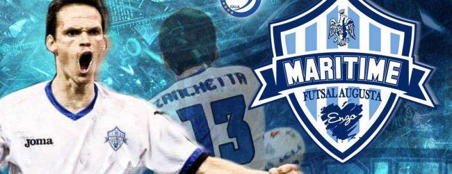 Augusta  Maritime Futsal, Zanchetta: «Darò il massimo. Abbiamo tutto per fare bene»