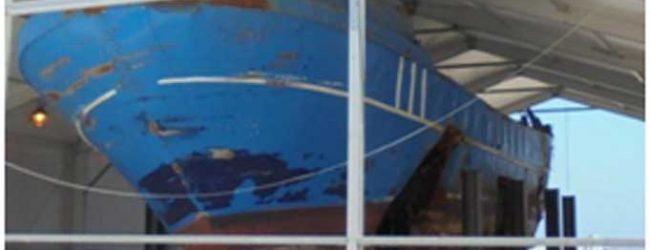 Augusta| Il barcone naufragato il 18 aprile 2015 potrebbe restare