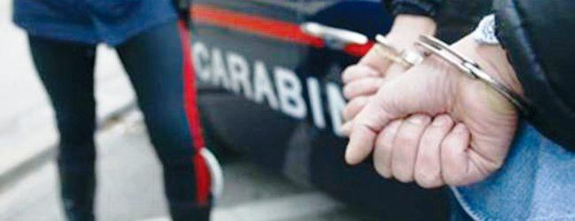 Carlentini| Catanese in carcere per tentato omicidio, violenza sessuale e maltrattamenti