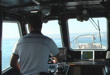 Augusta  Una mattinata in mare con la Guardia Costiera a bordo della CP 2204<span class='video_title_tag'> -Video</span>