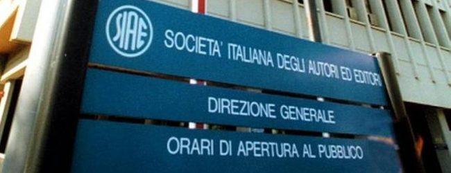 Palermo  Siae, Nello Musumeci: «Condotta vessatoria in Sicilia»