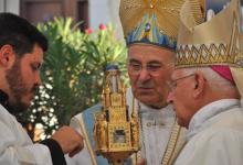 Siracusa| Anniversario della Lacrimazione, mons. Crepaldi: «Chi minaccia la vita offende Dio»