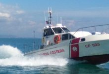 Augusta  Guardia Costiera sequestra rete da posta di 500 metri