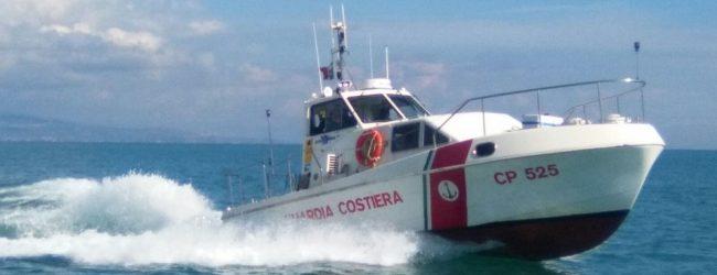 Augusta| Guardia Costiera sequestra rete da posta di 500 metri
