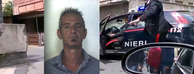 Siracusa  Minaccia di morte i carabinieri. Arrestato un 46enne di Cassibile