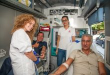 Augusta| Il Comando Marittimo Sicilia in collaborazione con l'Asp ha promosso una raccolta sangue che si svolta oggi