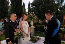 Augusta| Si è sposato il comandante della stazione carabinieri di Augusta